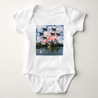 Kasuga harmony baby bodysuit