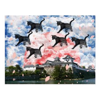 Kasuga harmony postcard