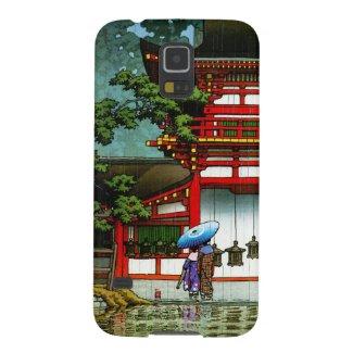 Kasuga Shrine, Nara Hasui Kawase hanga Galaxy S5 Covers