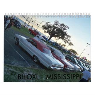 kat 047,   BILOXI    MISSISSIPPI Calendar