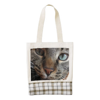 Kat-a-tude Collection Zazzle HEART Tote Bag