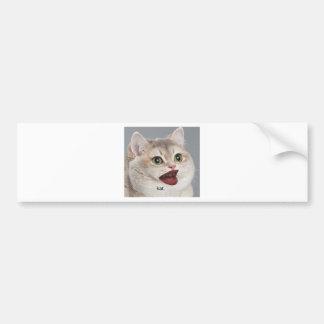 kat bumper sticker