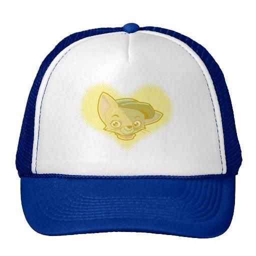 Kat de Claw Hat Gorros Bordados
