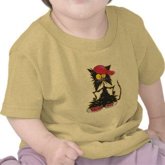 Kat fresco Hip Hop Camiseta