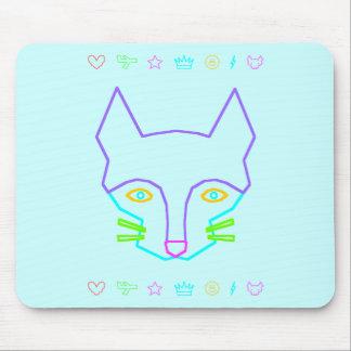 Kat Kooky Mouse Pad