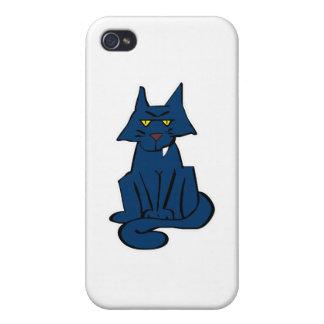 Kat Kraze iPhone 4 Carcasas