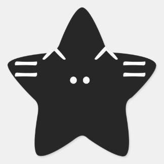 Kat Pegatinas Forma De Estrellaes Personalizadas