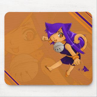 Kat Pounce Mousepad