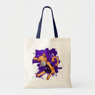 Kat Pounce Tote Bags