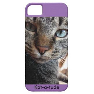 Kat-uno-tude Funda Para iPhone SE/5/5s