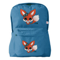 Kata the fox backpack