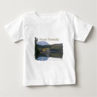 Katahdin From Rainbow Lake.jpg T Shirt