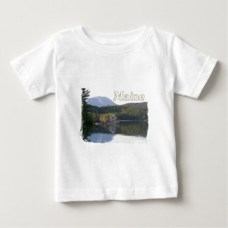 Katahdin From Rainbow Lake.jpg Tshirt