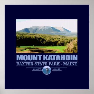 Katahdin Poster