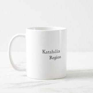 Katahdin Region Maine Coffee Mug
