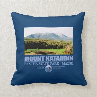 Katahdin Throw Pillow