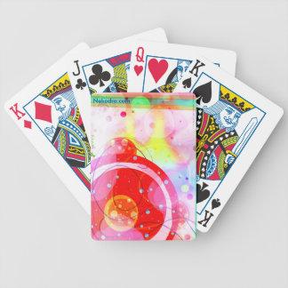 Katamari Kenta Bicycle Poker Cards