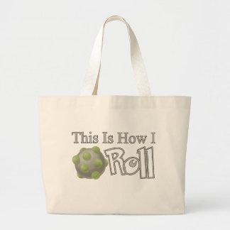 Katamari Roll Canvas Bag