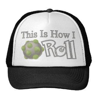 Katamari Roll Mesh Hat
