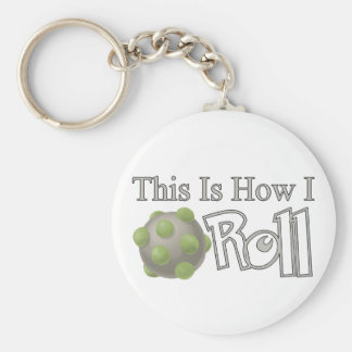 Katamari Roll Key Chain