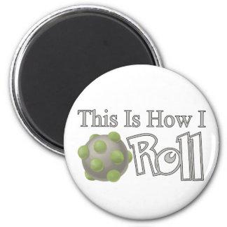 Katamari Roll Refrigerator Magnet