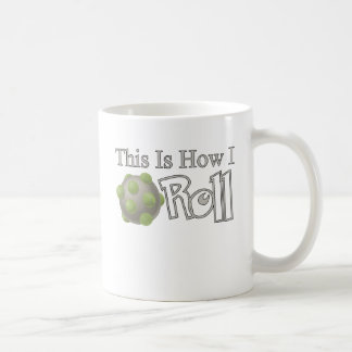 Katamari Roll Classic White Coffee Mug