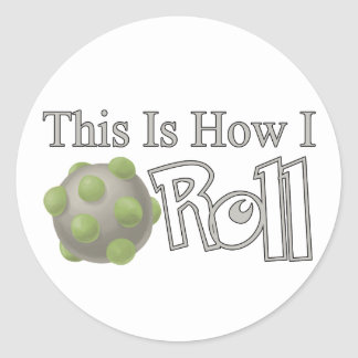 Katamari Roll Stickers