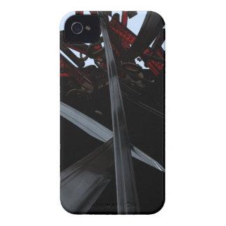 Katana Explosion iPhone 4 Cover