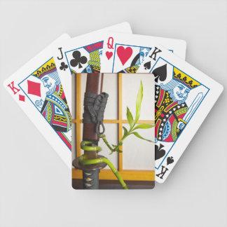 Katana Playing Cards