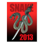 Katana snake 2013 A Postales