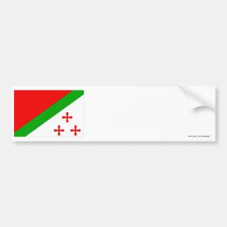Katanga Flag 1960-1963 Bumper Stickers