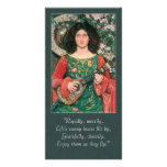 Kate Bunce Melody CC0349 Bookmark Photo Card Template