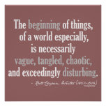 Kate Chopin Quote Print