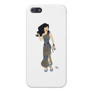 Kate elegante iPhone 5 carcasas