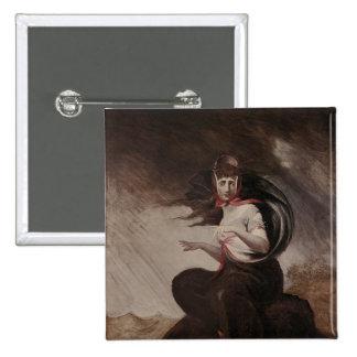 Kate enojado, 1806-07 pin