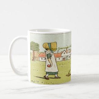 Kate Greenaway Images Coffee Mug