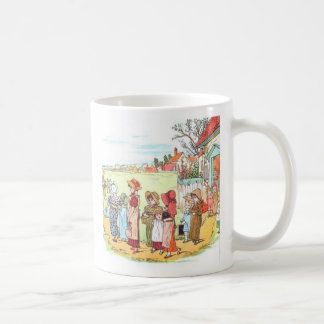 Kate Greenaway & Plutarch Quote Teacher Coffee Mug