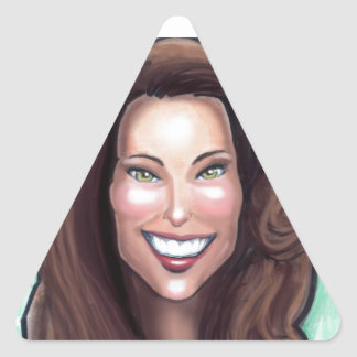 Kate Middleton Caricature Stickers