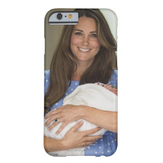 Kate Middleton Holding Newborn Son Barely There iPhone 6 Case
