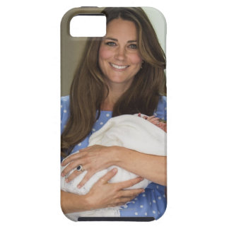 Kate Middleton Holding Newborn Son iPhone SE/5/5s Case