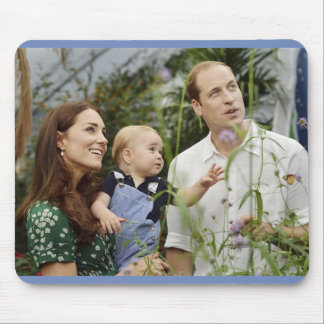 Kate Middleton Prince George Mouse Pad