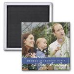 Kate Middleton Prince George Refrigerator Magnets