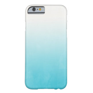 Kate Ombre Watercolor iPhone Case Barely There iPhone 6 Case