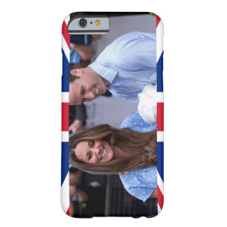 Kate & William Holding Newborn Son Barely There iPhone 6 Case