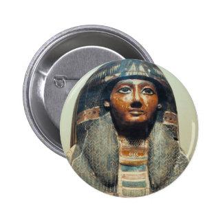 Katebet Mummy 2 Inch Round Button