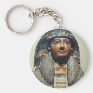 Katebet Mummy Basic Round Button Keychain