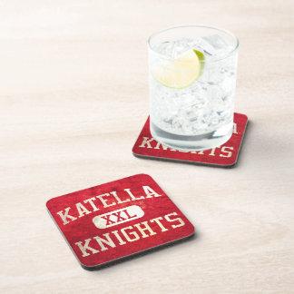 Katella Knights Athletics Beverage Coaster