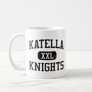Katella Knights Athletics Classic White Coffee Mug