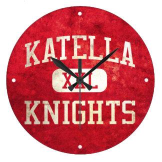 Katella Knights Athletics Wall Clock
