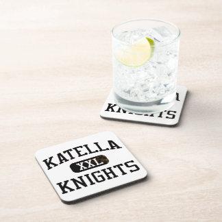 Katella Knights el atletismo Posavasos De Bebida